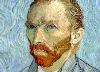 Vincent van Gogh died in Auvers-sur-Oise, France, in 1890 aged 37
