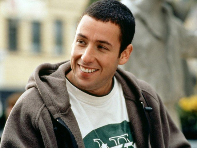 Adam Sandler tops Forbes list of most overpaid actor