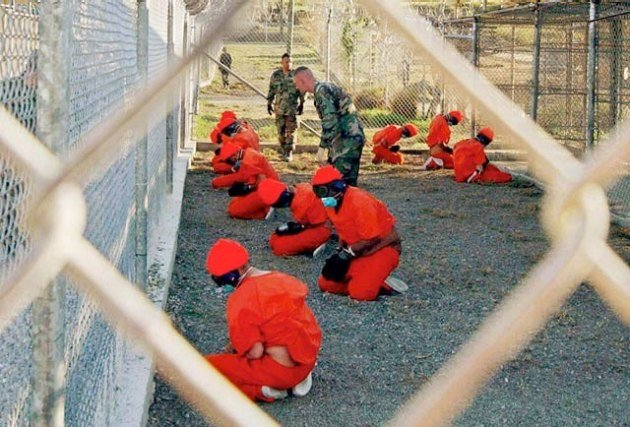 Afghan detainees released from Guantanamo Bay prison