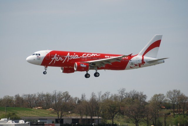 AirAsia missing plane December 2014