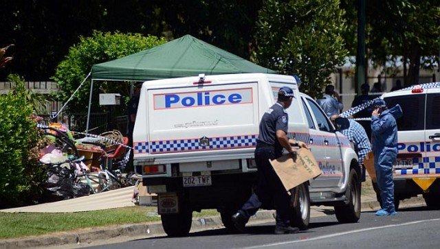 Cairns children mother arrested