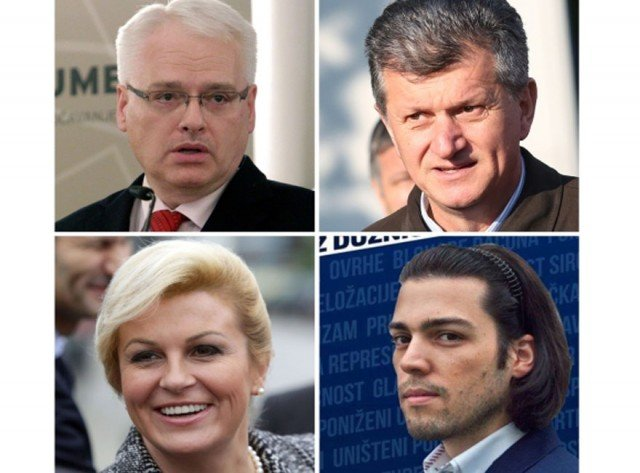 Croatia presidential elections 2014 candidates