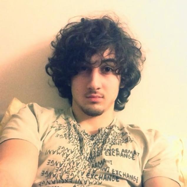Dzhokhar Tsarnaev in court