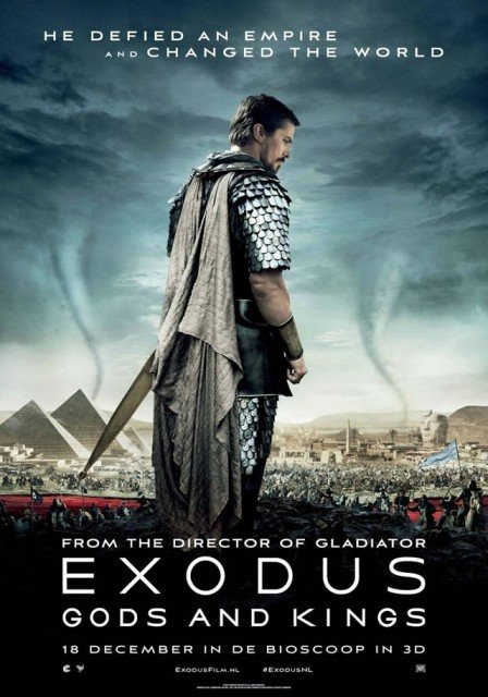 Exodus banned in Egypt