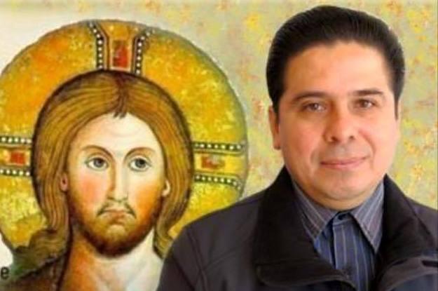Father Gregorio Lopez Mexico