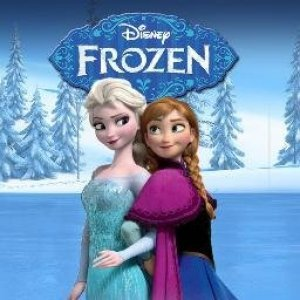 Frozen iTunes
