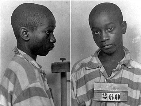 George Stinney execution 1944