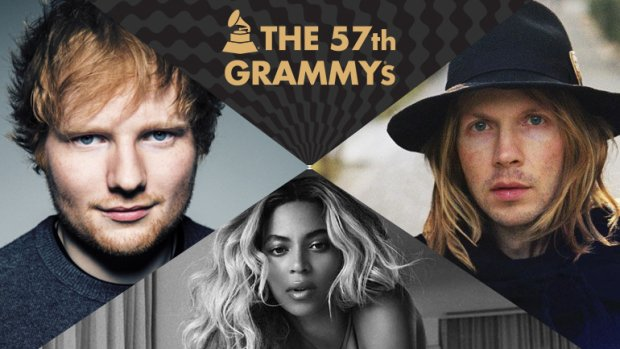 Grammys nominations 2015