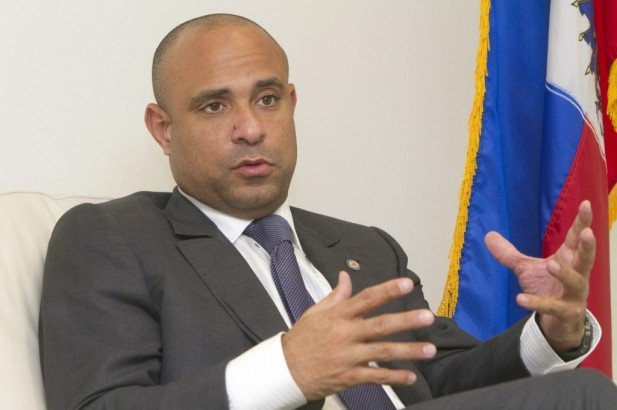 Haiti PM Laurent Lamothe resigns