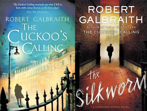 JK Rowling detective novels