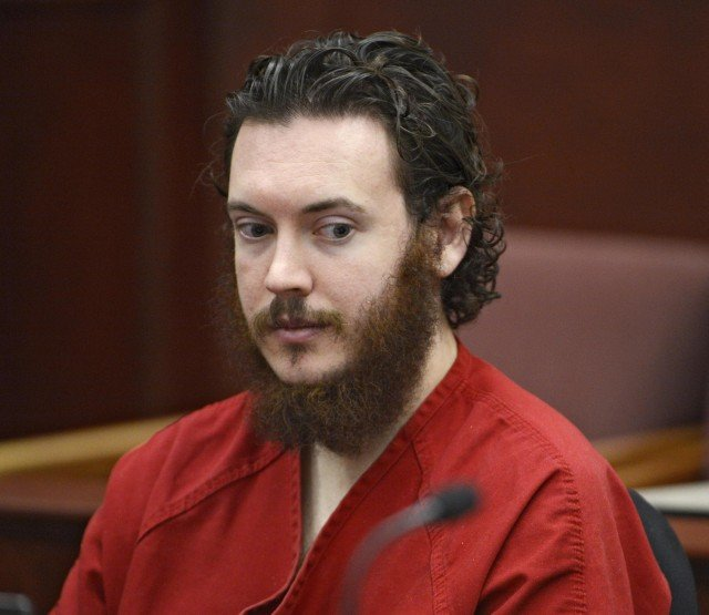 James Holmes Aurora shooting