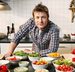 Jamie Oliver turned down Hobbit role