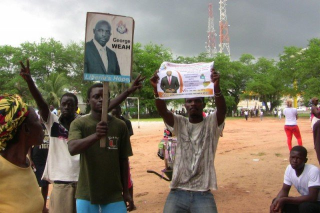 Liberia elections 2014