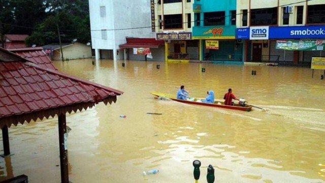 Malaysia flooding 2014