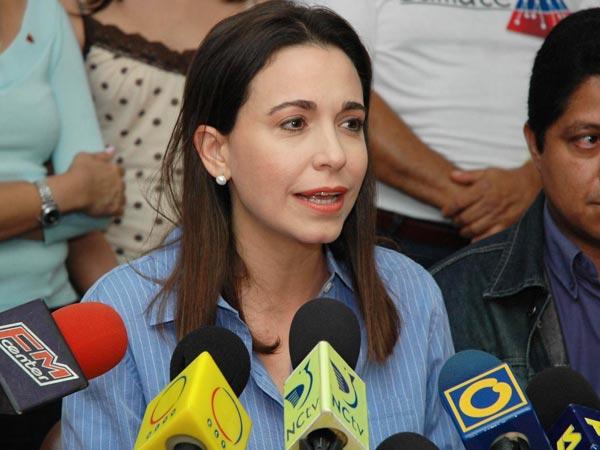 Maria Corina Machado Venezuela