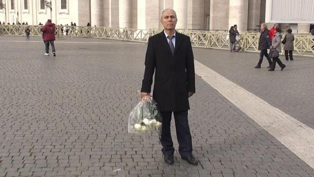 Mehmet Ali Agca Pope John Paul tomb