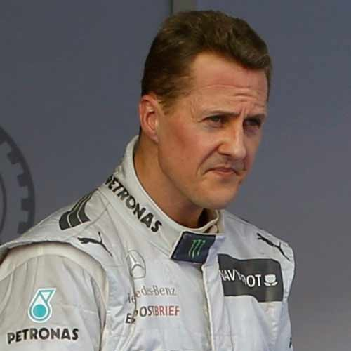 Michael Schumacher recovery after skiing accident