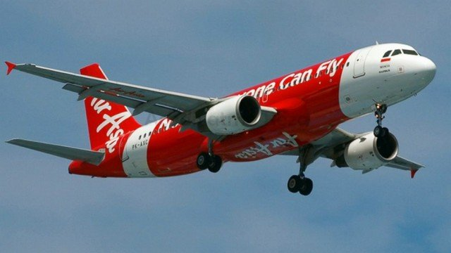 Missing AirAsia plane