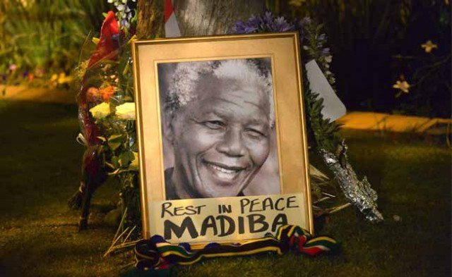 Nelson Mandela commemoration 2014