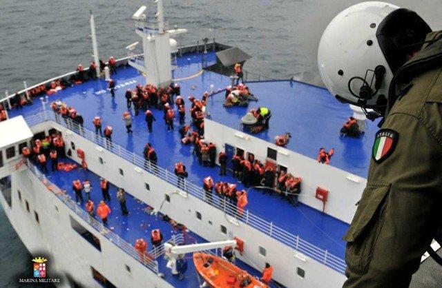 Photo Italian Navy
