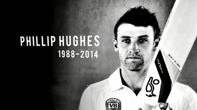 Phillip Hughes state memorial canceled