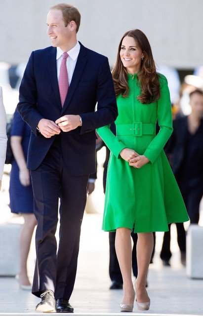 Prince William and Kate Middleton to visit US