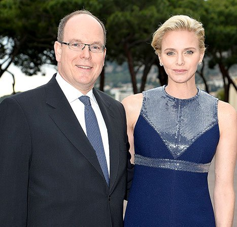 Princess Charlene of Monaco gives birth