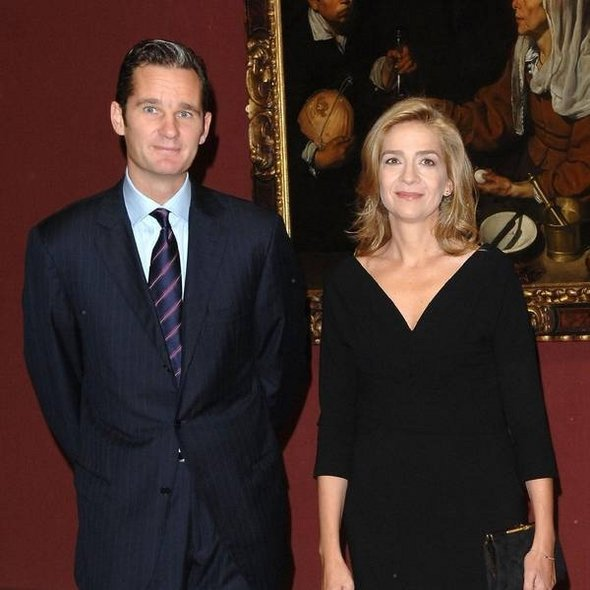 Princess Cristina of Spain and Inaki Urdangarin