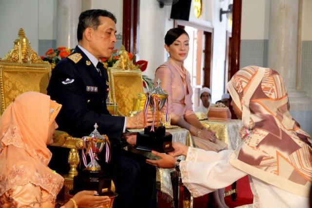 Princess Srirasmi of Thailand resigned from royal position