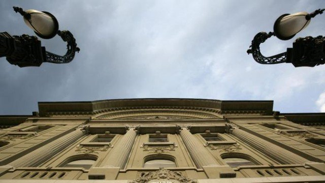 Swiss central bank cuts interest rate to negative