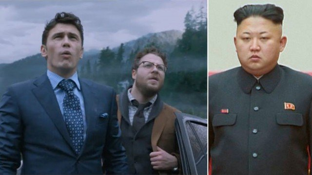 The Interview North Korea Sony attack