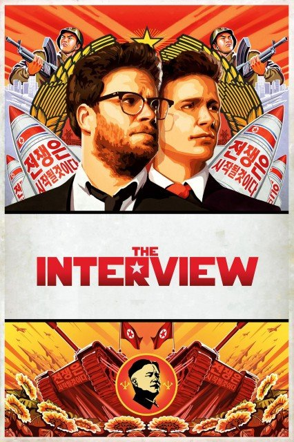 The Interview Sony leaked movie