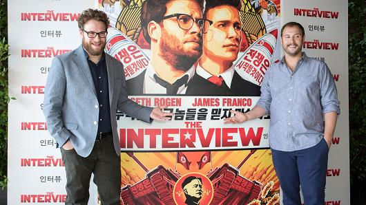 The Interview release date canceled