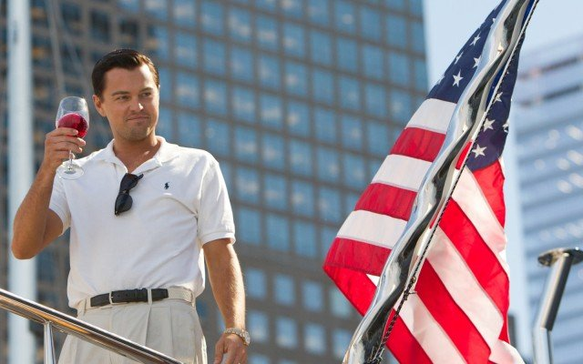 The Wolf of Wall Street is most pirated movie in 2014