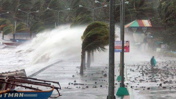 Typhoon Hagupit Philippines