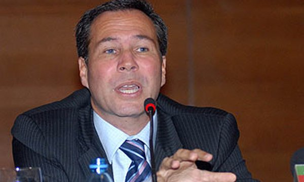 Alberto Nisman found dead