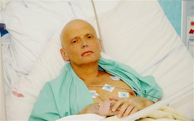 Alexander Litvinenko's death inquiry