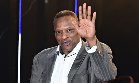 Alexander O'Neal left Celebrity Big Brother house
