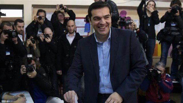 Alexis Tsipras Syriza wins Greece elections