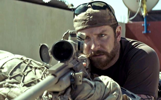 American Sniper tops US box office