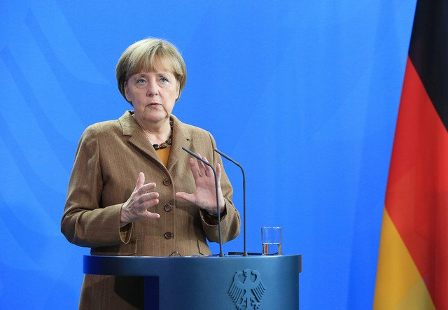Angela Merkel on Greece debts