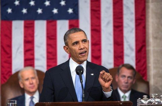 Barack Obama State of the Union address