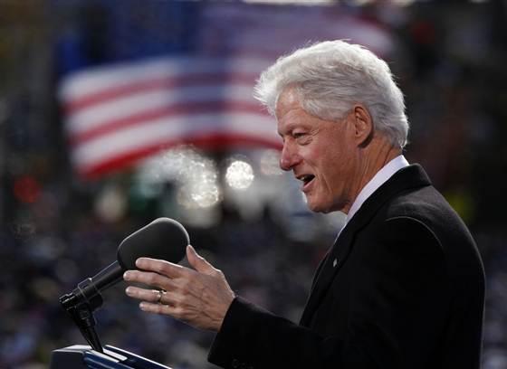 Bill Clinton documentary Martin Scorsese