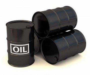 Brent crude oil price at new low