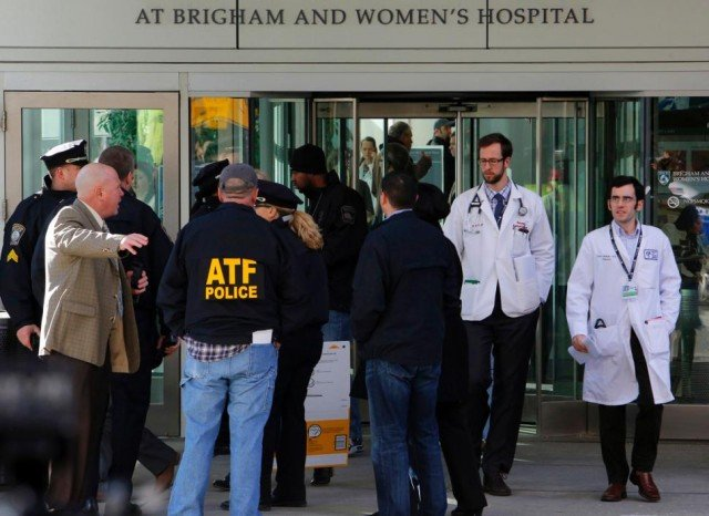 Brigham and Women's Hospital shooting