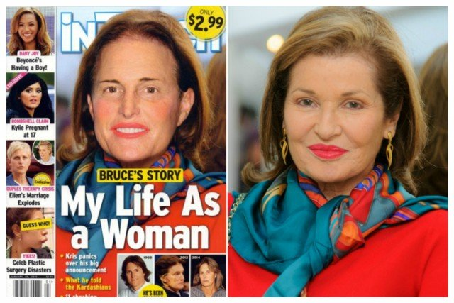 Bruce Jenner InTouch Photoshop