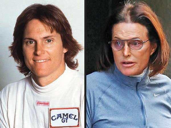 Bruce Jenner becoming a woman 2015