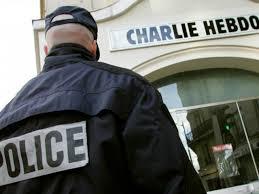Charlie Hebdo attack 2015