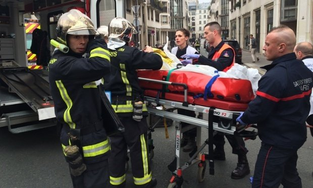 Charlie Hebdo attack Paris shooting