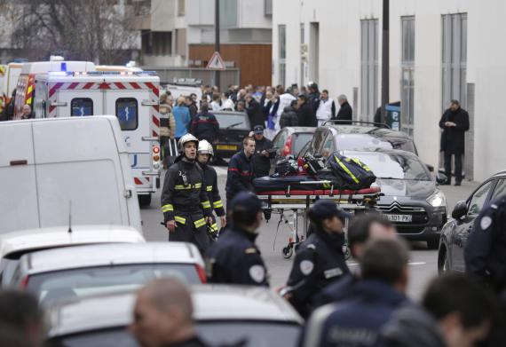 Charlie Hebdo attack claimed by ISIS